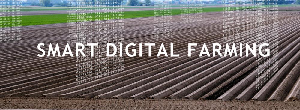 Smart digital farming, de toekomst voor de landbouw?